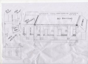 Canelipuu - Building plan